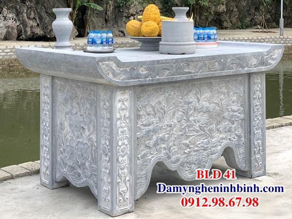 Bàn lễ đá đền chùa 41