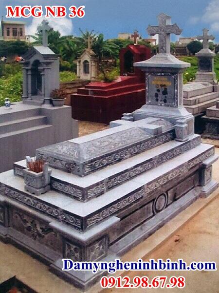 Bia mộ thiên chúa