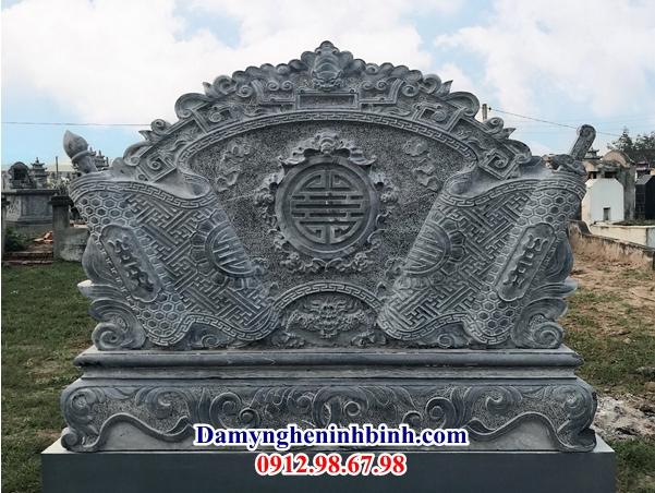 Bình phong lăng mộ 46