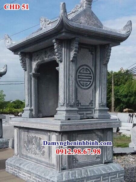 Cây hương bàn thờ đá ngoài trời 51