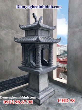 Cây hương bàn thờ đá ngoài trời CHD 58