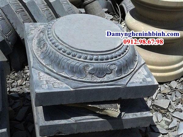 Chân tảng đá kê cột nhà gỗ NB 20