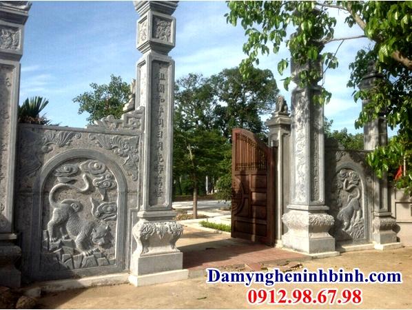 Cổng chùa đền đình đẹp 56