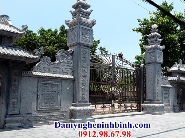 Cổng đá đền chùa 45