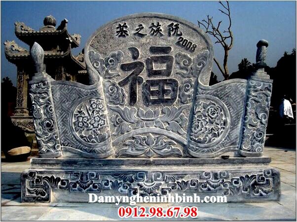 Cuốn thư đá đẹp Ninh Bình 39