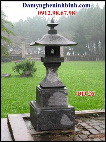 Đèn đá trang trí sân vườn 26