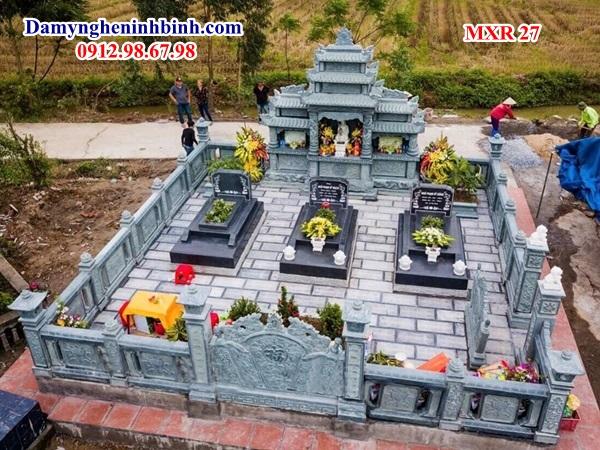 Khu lăng nghĩa trang xanh rêu 27