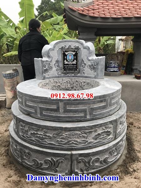 Khu mộ đá tròn NB 36