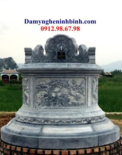 Khu mộ đá tròn