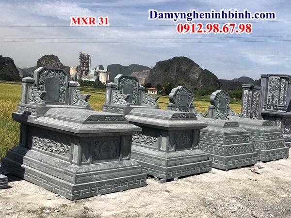 Lăng mộ đá xanh rêu 31
