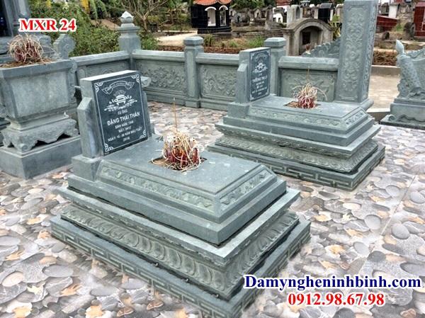 Lăng mộ đá xanh rêu Thanh Hóa 24