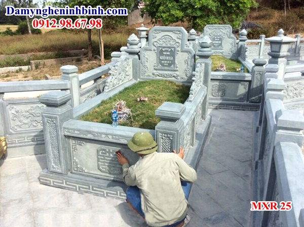 Lăng mộ đá xanh rêu Thanh Hóa Ninh Bình 24