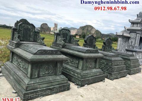 Lăng mộ đá xanh rêu Thanh Hóa 17