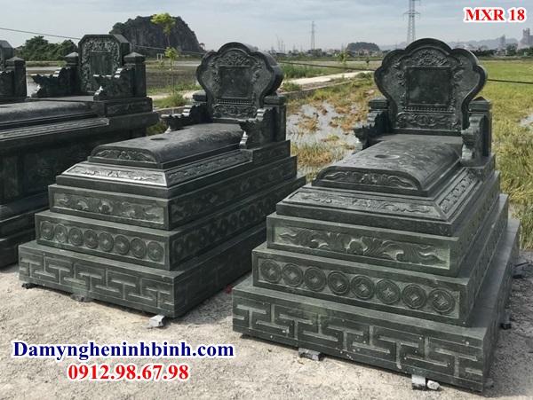 Lăng mộ đá xanh rêu Thanh Hóa 18