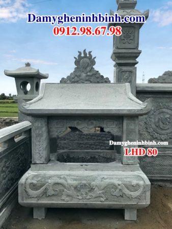 Lư đỉnh đốt vàng mã tờ tiền LHD 80