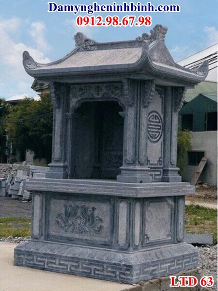 Lăng đá thờ chung 63