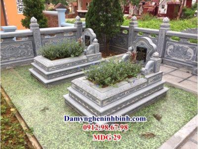Lăng mộ đá giá rẻ
