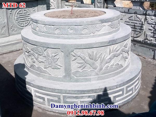 Mẫu mộ tròn phong thủy 62