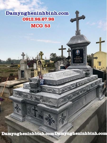 Mộ đá đạo công thiên chúa giáo 53
