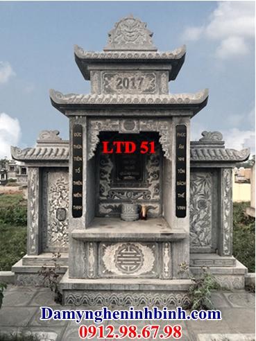 Mẫu am thờ đá chung 51