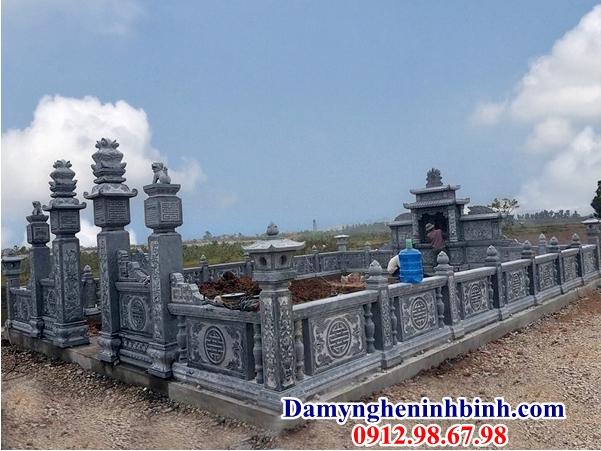 Mẫu cổng đá khu lăng mộ 47