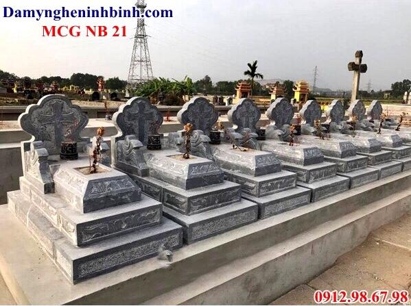 Mẫu mộ thiên chúa giáo 21