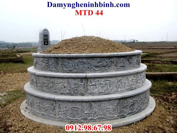 Mộ đá hình tròn 44