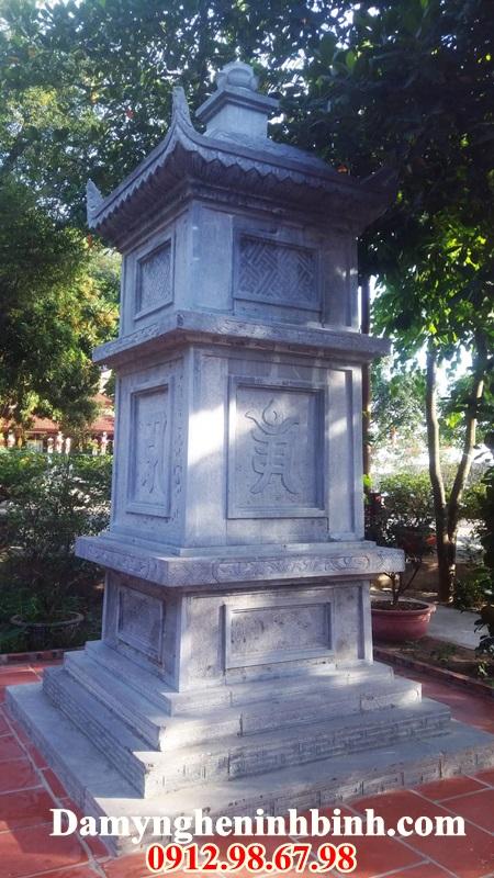 Mộ tháp đá NB 06