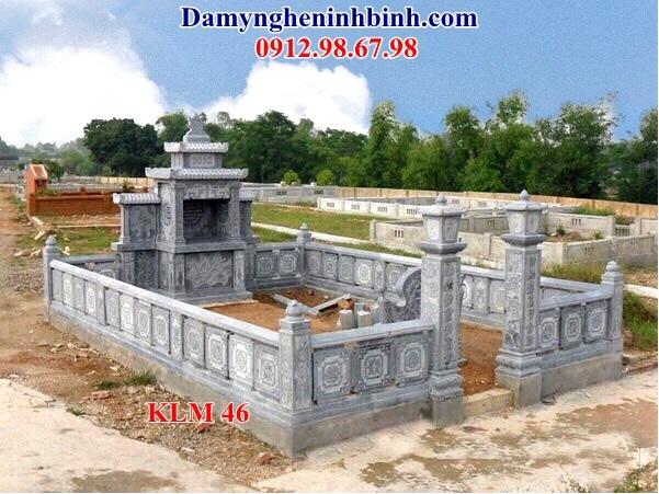 Những mẫu lăng mộ xây đẹp