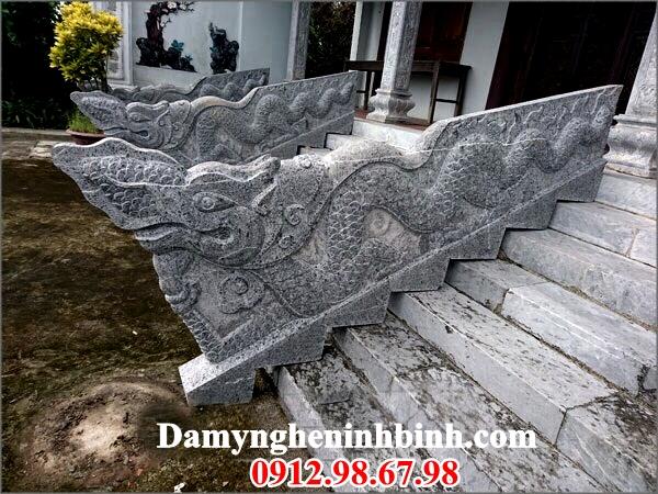 Rồng bậc thềm đá cổ 39