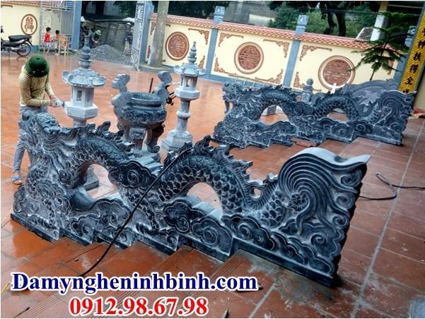 Rồng bậc thềm thời nhà Nguyễn