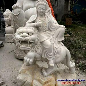 Tượng Phật đá NB 01