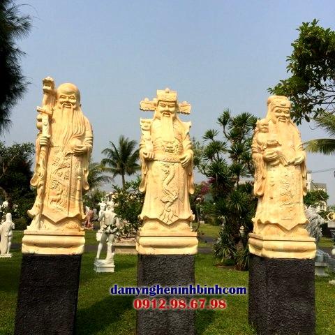 Tượng Phúc Lộc Thọ NB 02
