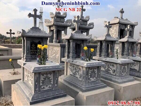 các mẫu mộ công giáo đẹp