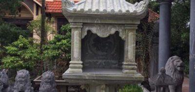 cây hương lăng mộ
