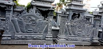 cuốn thư đá xanh Thanh Hóa Ninh Bình