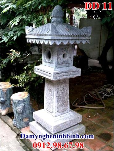 Đèn đá sân vườn 11