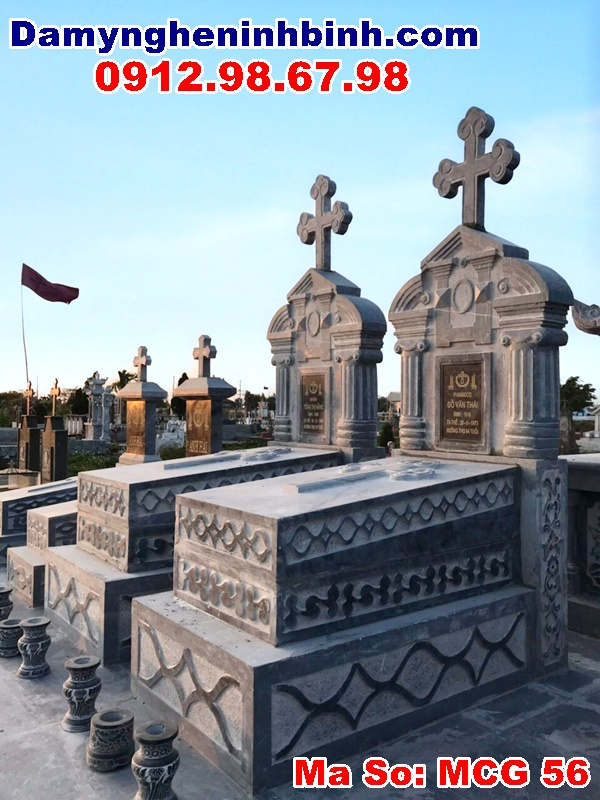 khu lăng mộ công giáo nam định MCG 56