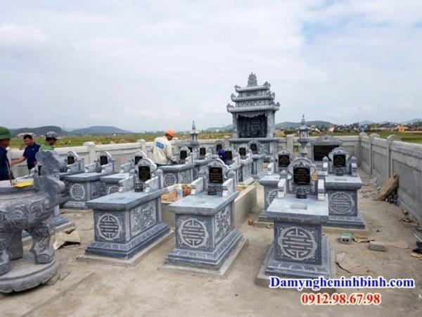 Khu lăng mộ đá Ninh Bình