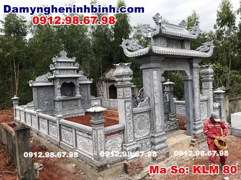 Khu lăng mộ đá Quảng Bình