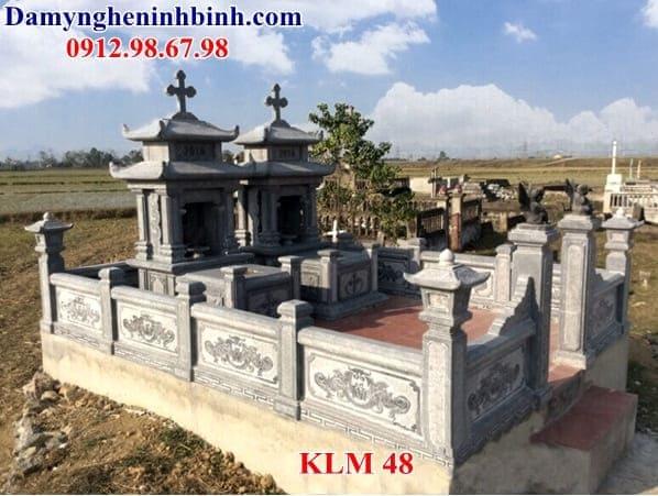 Khu lăng mộ đá thiên chúa giáo 48