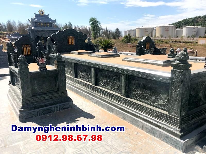 khu lăng mộ đá vinh nghệ an