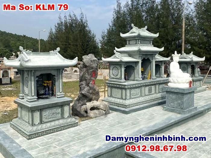 khu lăng mộ đá xanh rêu Thanh Hóa