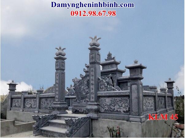Khu lăng mộ đá xanh Thanh Hóa 45