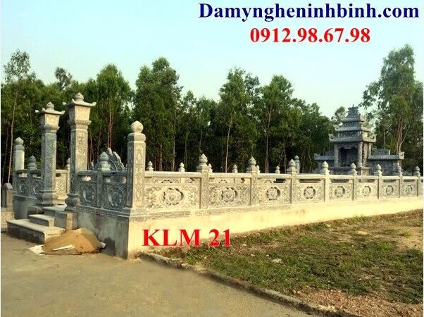 Khu lăng thờ đá 21