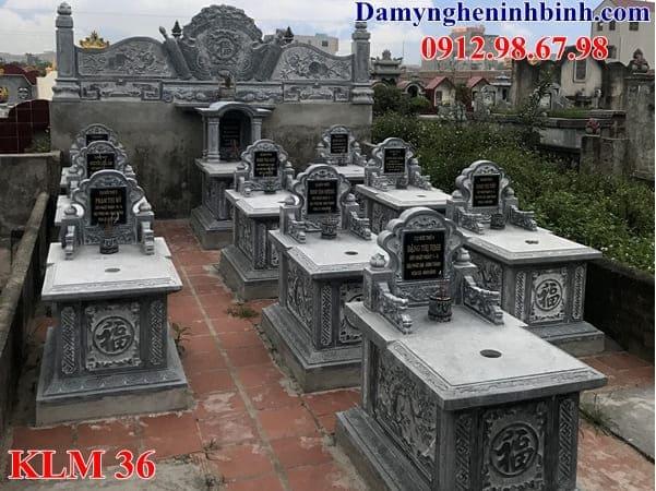 Khu lăng mộ đá xanh 36