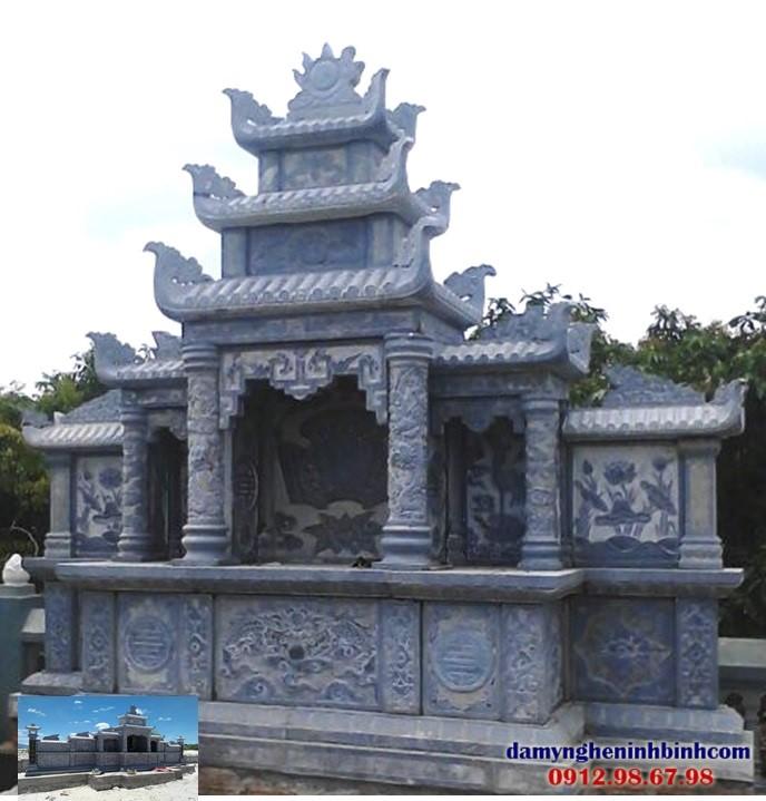 Lăng mộ đá xanh