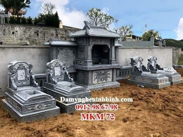 Lăng mộ đá đẹp MKM 72