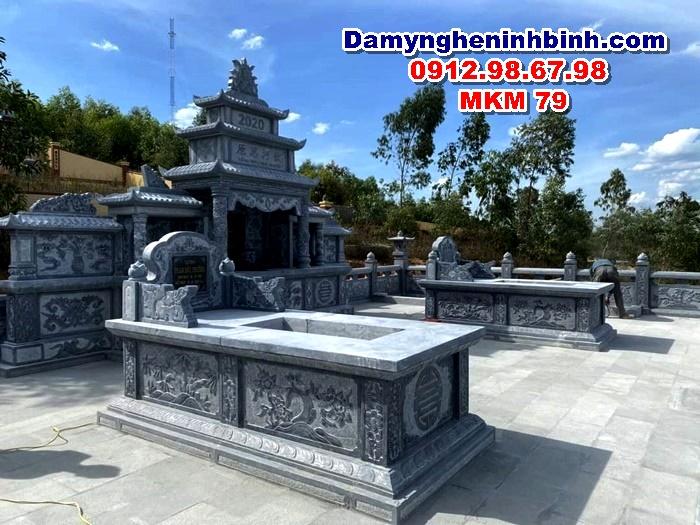 Lăng mộ đá đẹp MKM 79
