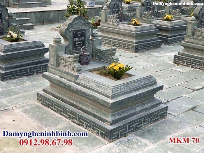 Lăng mộ đá MKM 70